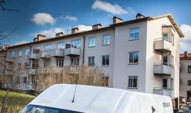 Montering Av 7 Skorstenshuvar I Bromma, Stockholm